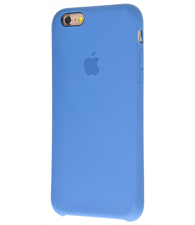 Original Silicone Case (Copy) for iPhone 6/6s Ocean Blue