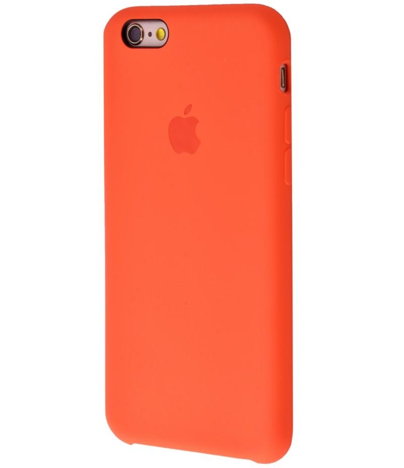 Original Silicon Case(copy) iphone 6 orange
