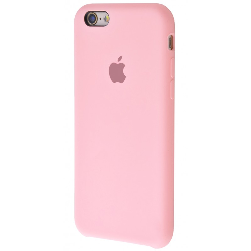 Original Silicone Case (Copy) for iPhone 6/6s Pink