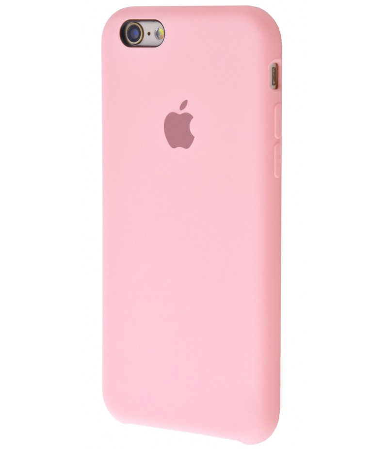 Original Silicon Case(copy) iphone 6 pink