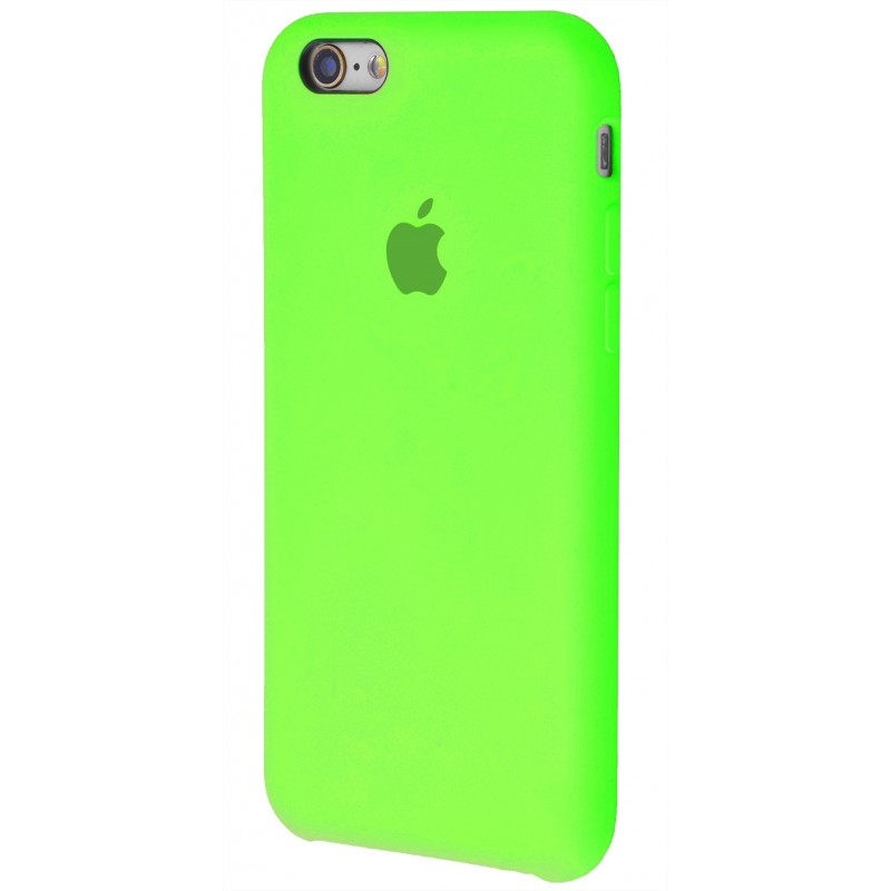 Original Silicone Case (Copy) for iPhone 6/6s Salate