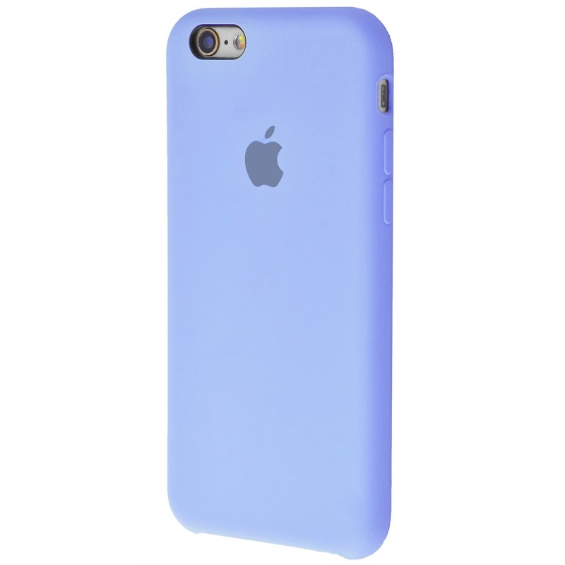 Original Silicone Case (Copy) for iPhone 6/6s Sea Blue