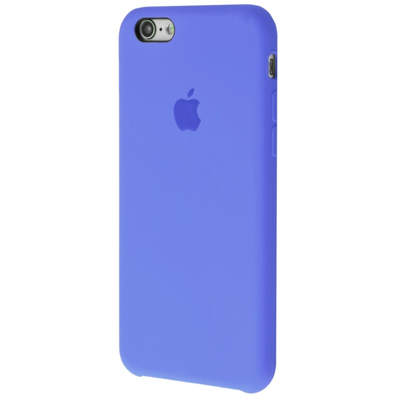Original Silicone Case (Copy) for iPhone 6/6s Tahoe Blue