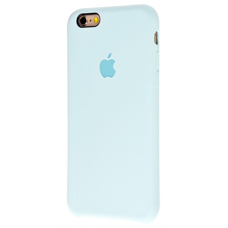 Original Silicone Case (Copy) for iPhone 6/6s Turquoise