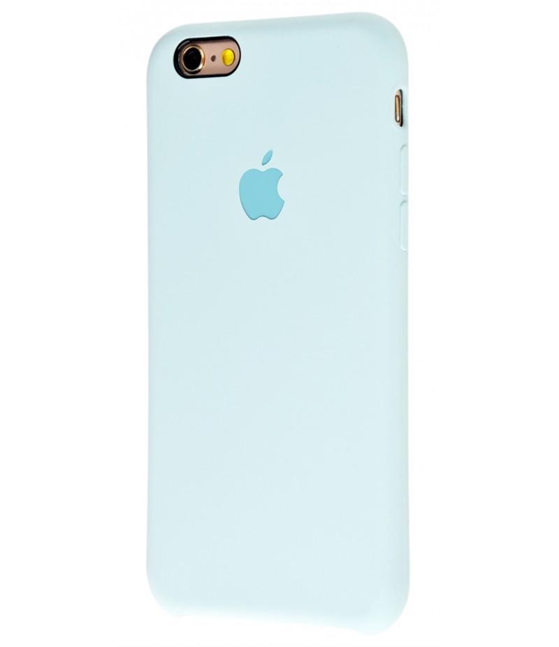 Original Silicon Case(copy) iphone 6 turquolse
