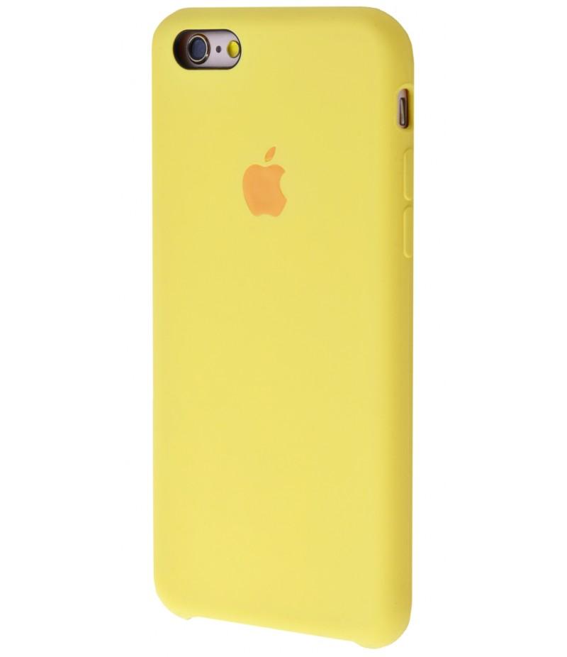 Original Silicon Case(copy) iphone 6 yellow
