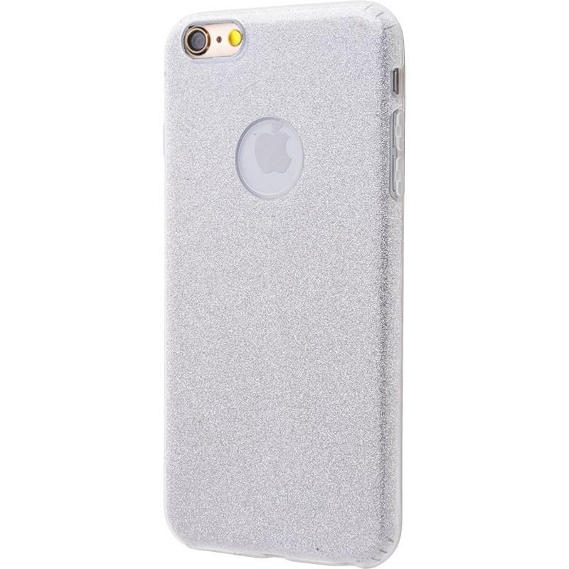 Удароміцний чохол Shining Glitter iPhone 6 silver