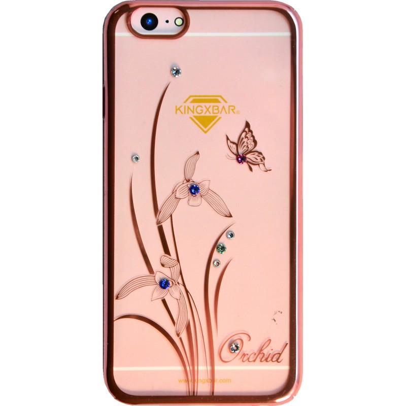 Накладка Kingxbar Butterfly iPhone 6/6s