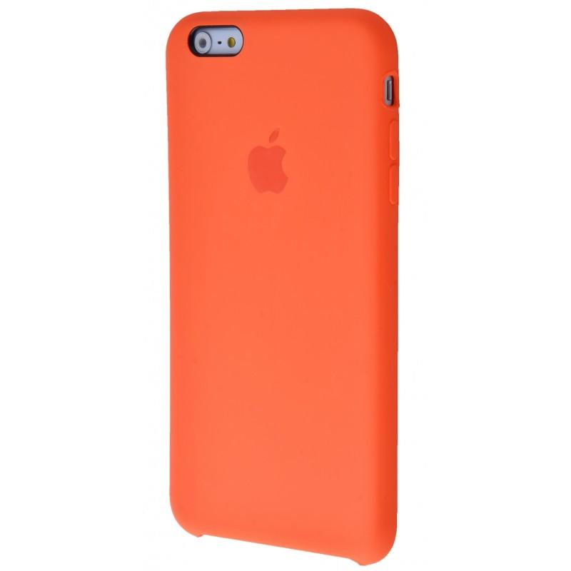 Original Silicone Case (Copy) for iPhone 6+/6s+ Apricot