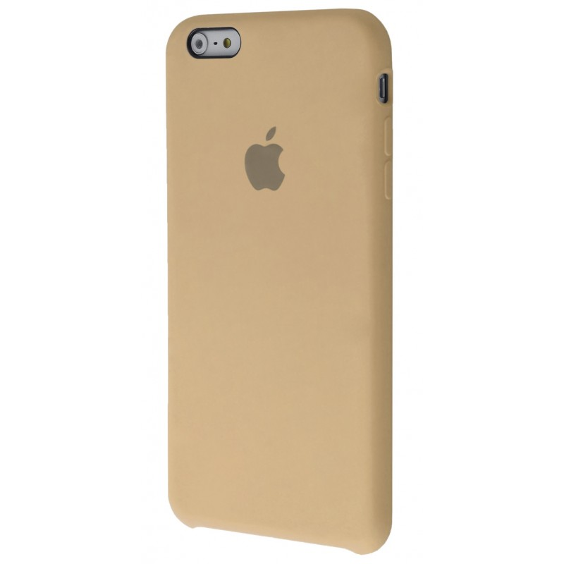 Original Silicone Case (Copy) for iPhone 6+/6s+ Beige