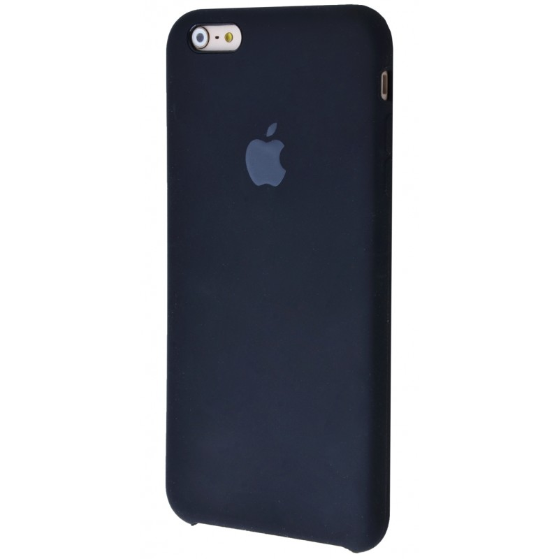 Original Silicone Case (Copy) for iPhone 6+/6s+ Black