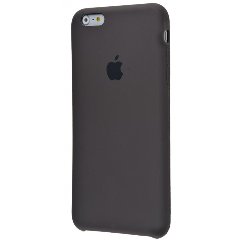 Original Silicon Case(copy) iphone 6+ cocoa