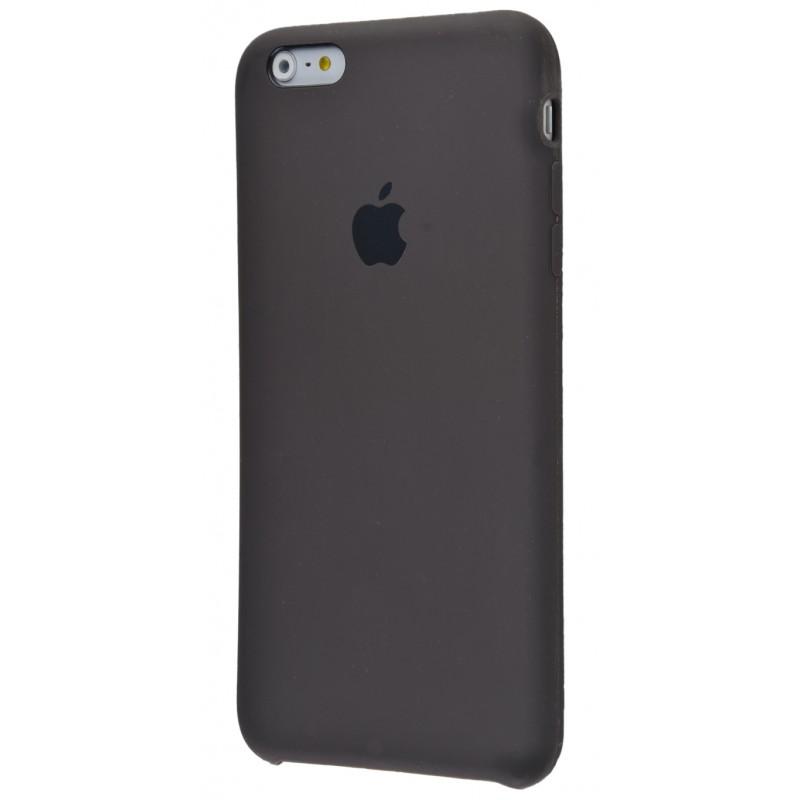 Original Silicone Case (Copy) for iPhone 6+/6s+ Cocoa