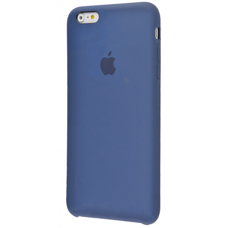 Original Silicone Case (Copy) for iPhone 6+/6s+ Midnight Blue
