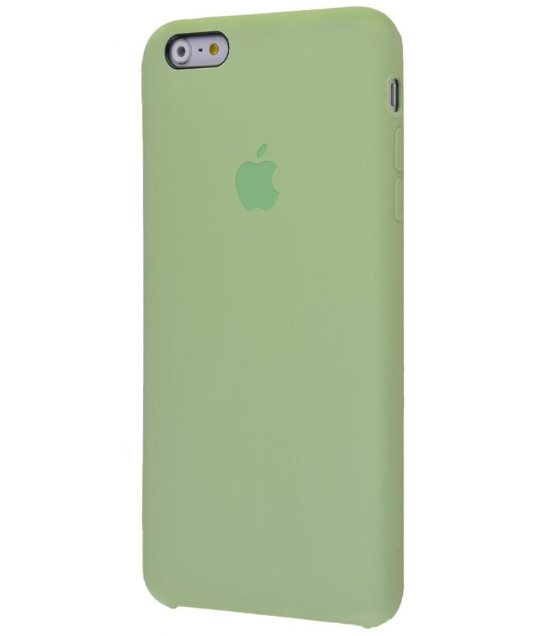 Original Silicon Case(copy) iphone 6+ mint gum