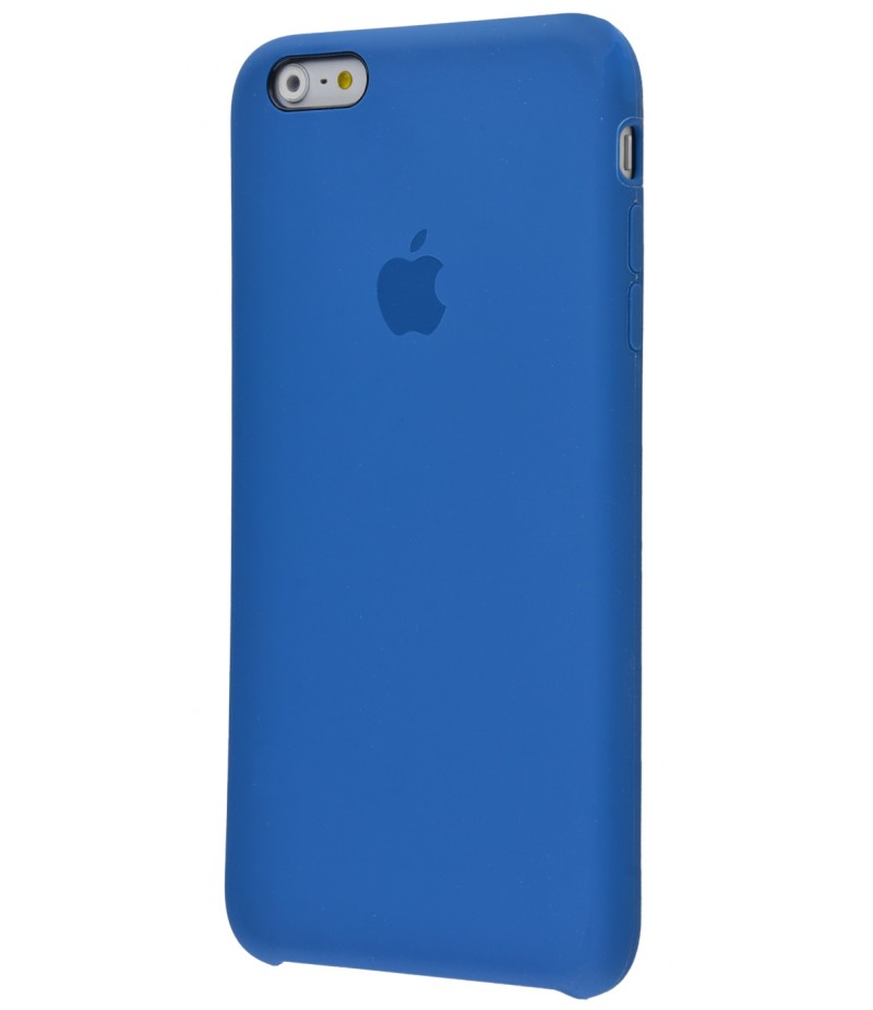 Original Silicone Case (Copy) for iPhone 6+/6s+ Ocean Blue