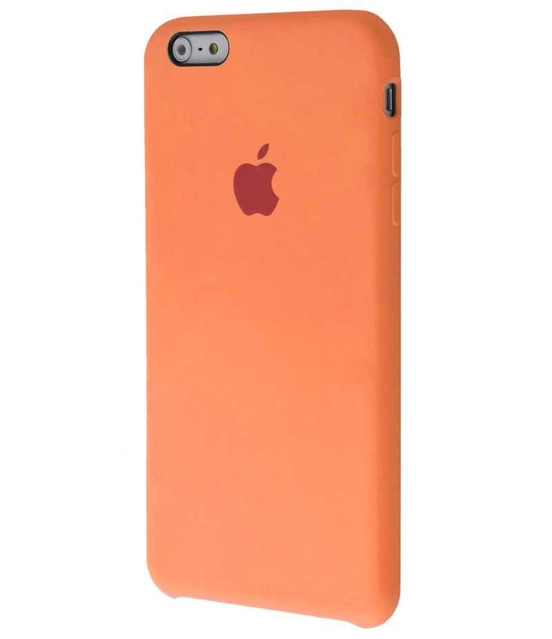 Original Silicone Case (Copy) for iPhone 6+/6s+ Orange