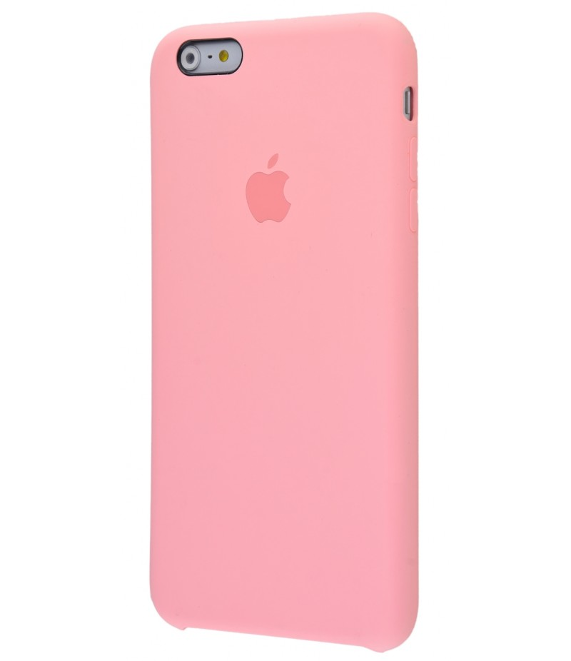 Original Silicone Case (Copy) for iPhone 6+/6s+ Pink