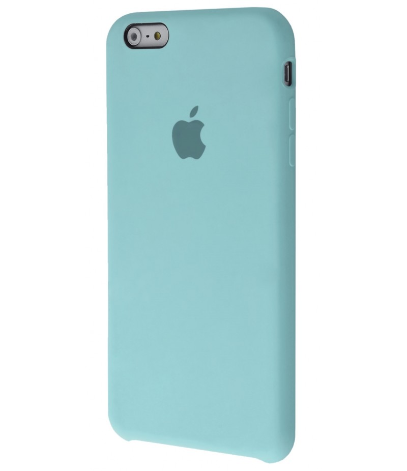 Original Silicone Case (Copy) for iPhone 6+/6s+ Sea Blue