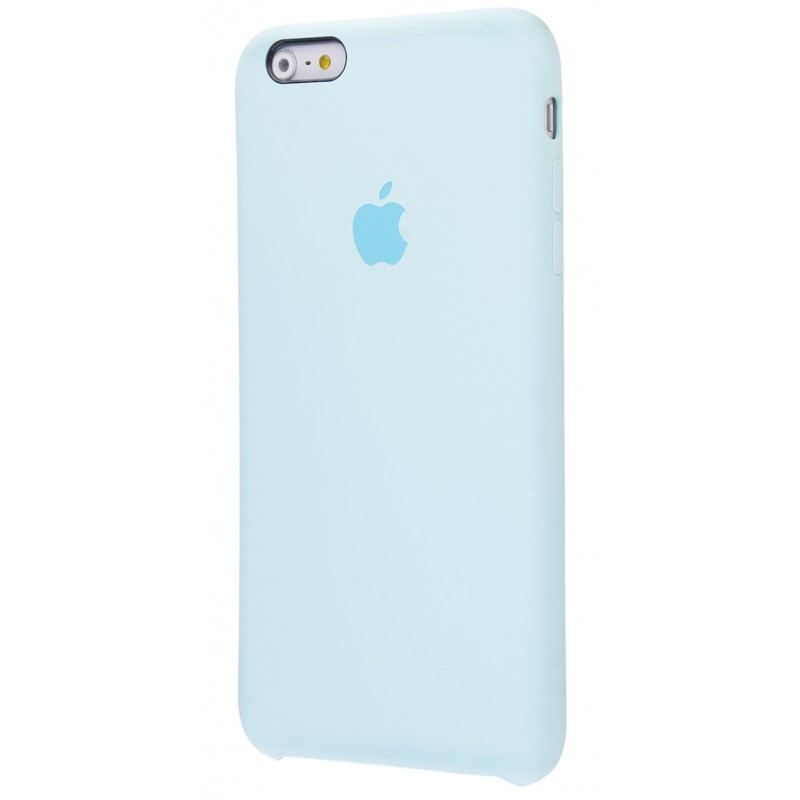 Original Silicone Case (Copy) for iPhone 6+/6s+ Turquoise