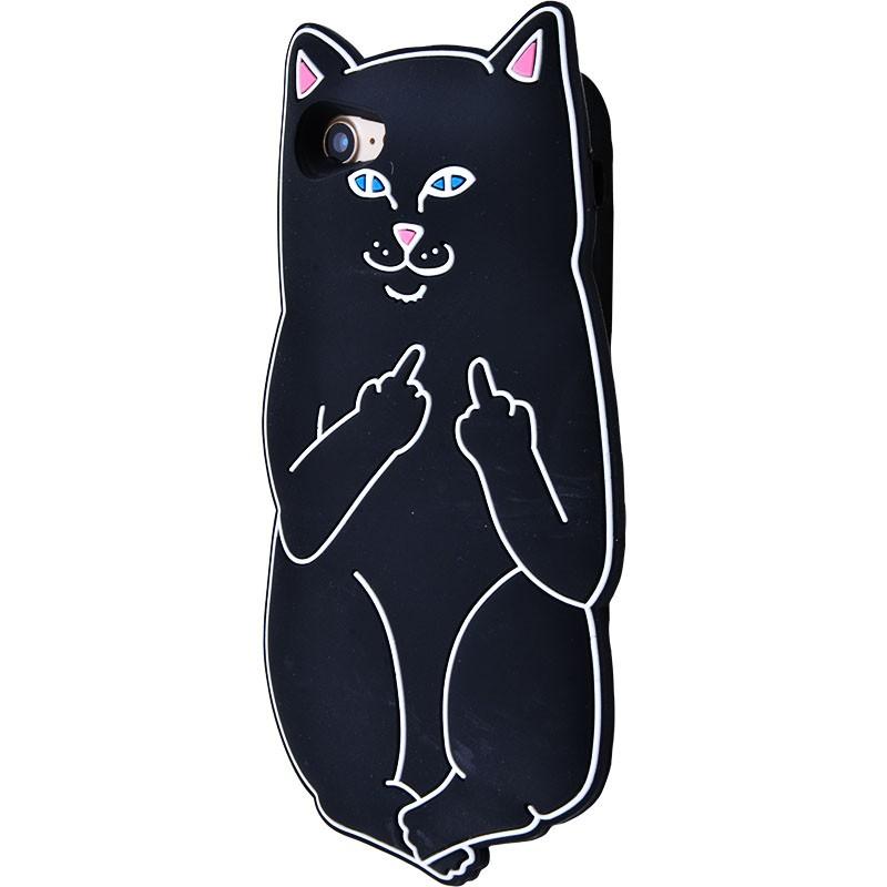 3D чохол Cat Fakk RIPNDIP iPhone 7/8 black