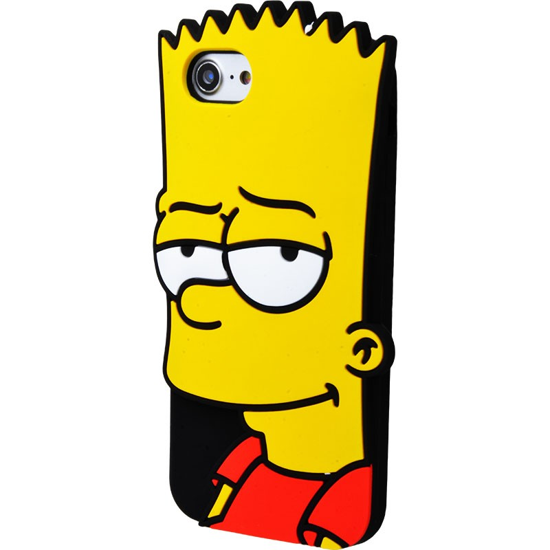 3D чохол Bart Simpson iPhone 7/8