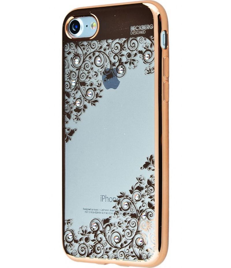Накладка Beckberg Golden Faith series iPhone 7/8