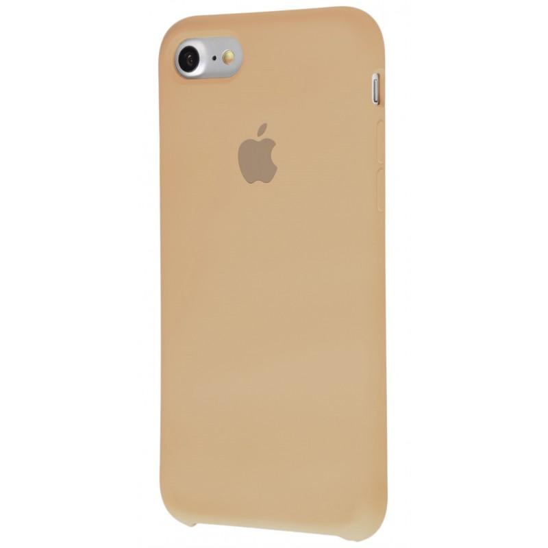Original Silicone Case (Copy) for IPhone 7/8 Beige
