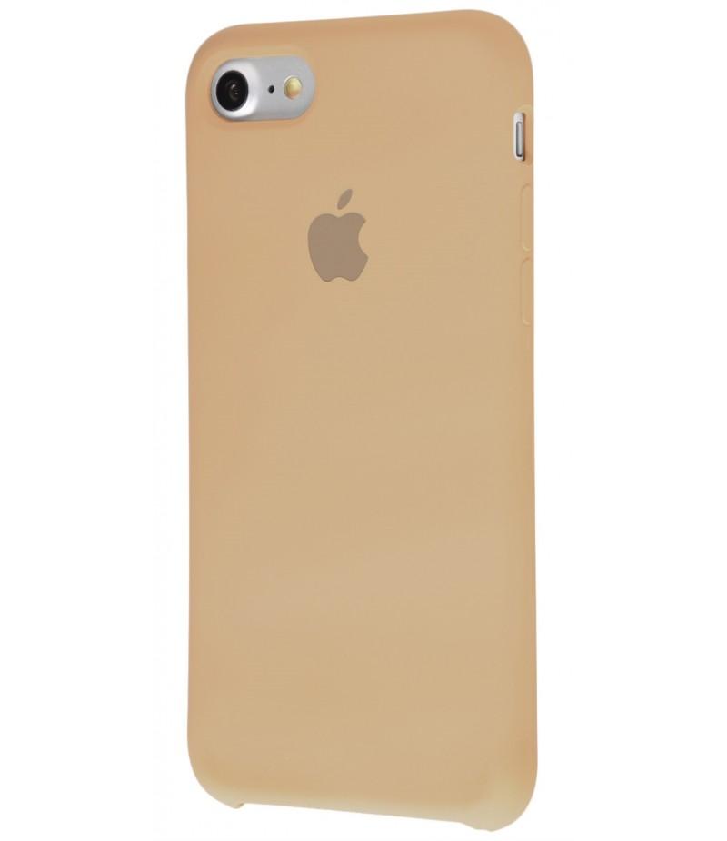 Original Silicon Case(copy) iphone 7 beige