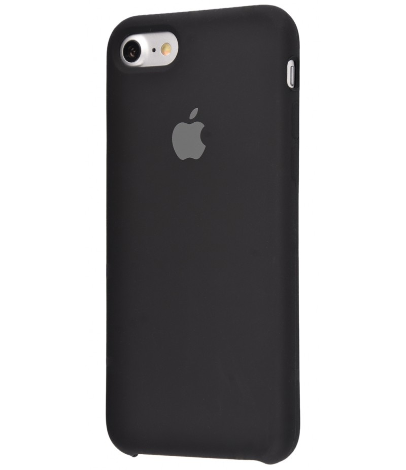 Original Silicon Case(copy) iphone 7 black