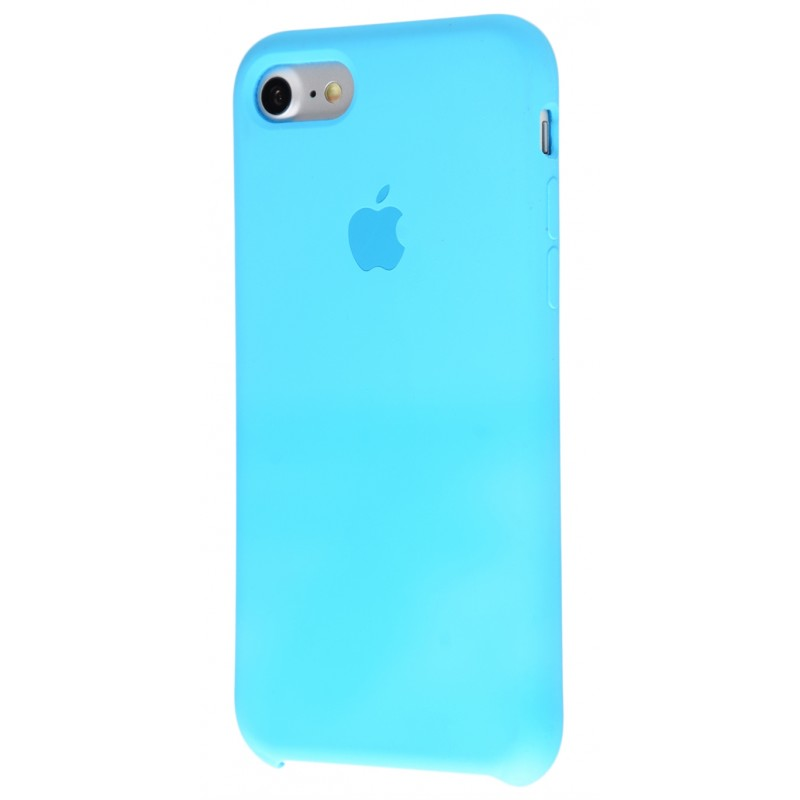Original Silicone Case (Copy) for IPhone 7/8 Blue