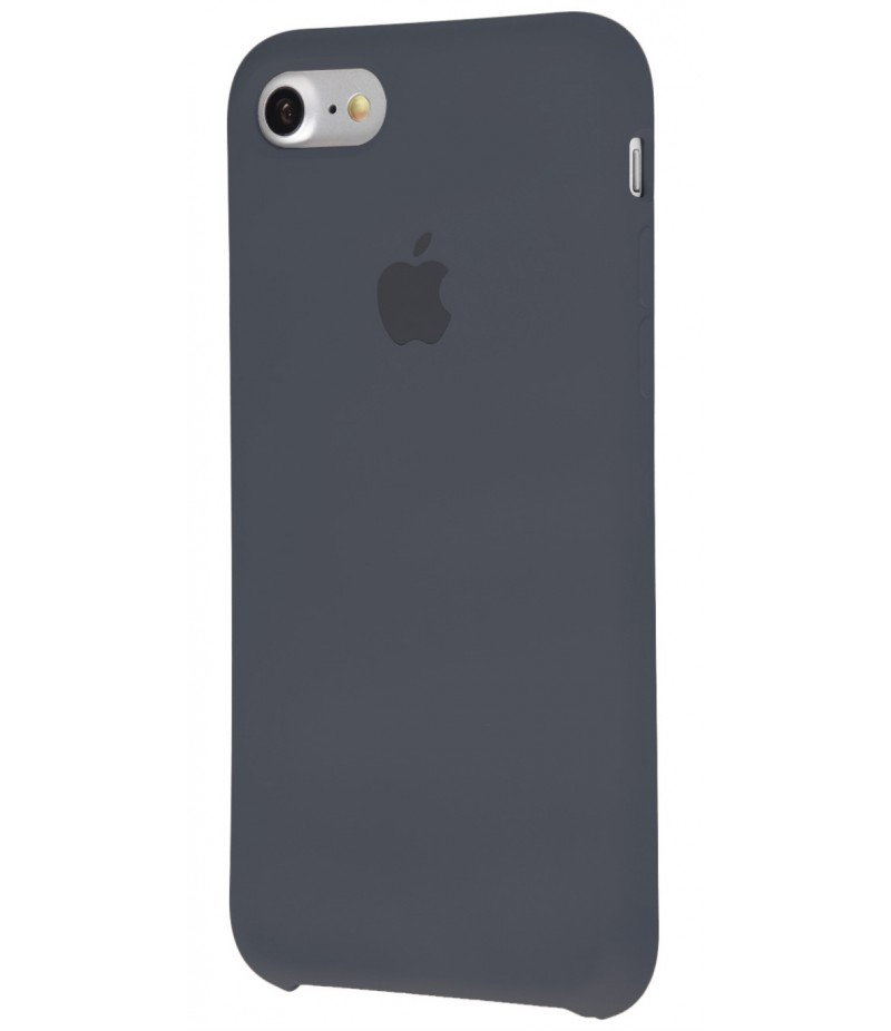 Original Silicone Case (Copy) for IPhone 7/8 Charcoal Grey