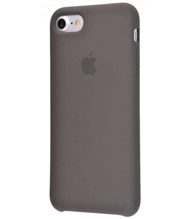 Original Silicon Case(copy) iphone 7 dark olive