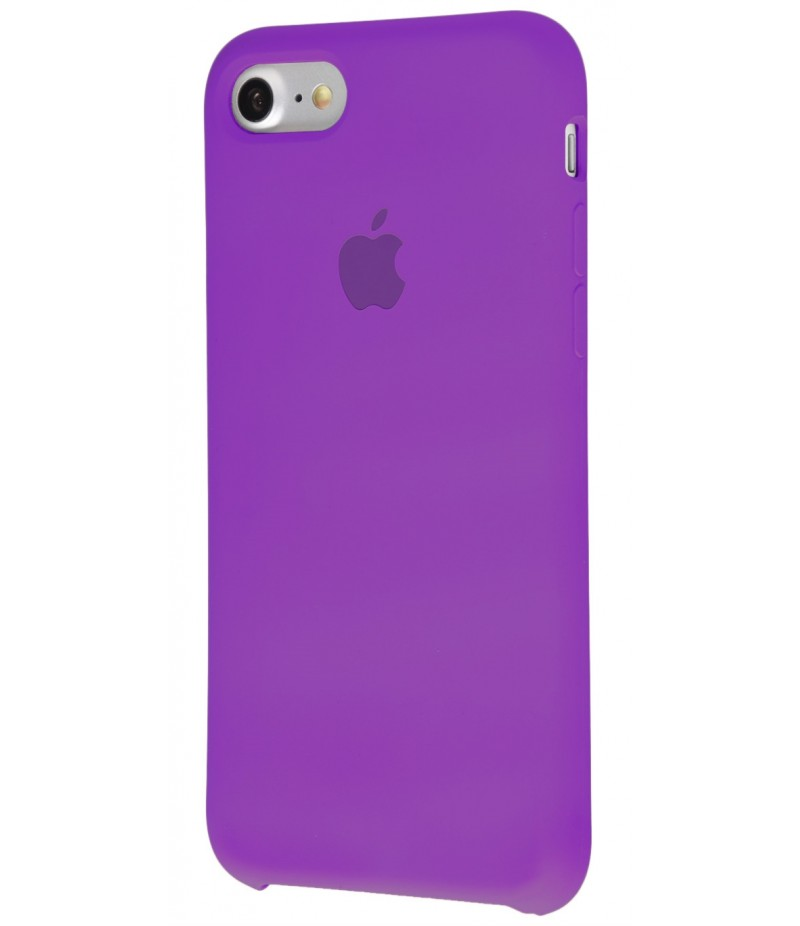 Original Silicone Case (Copy) for IPhone 7/8 Fiolet