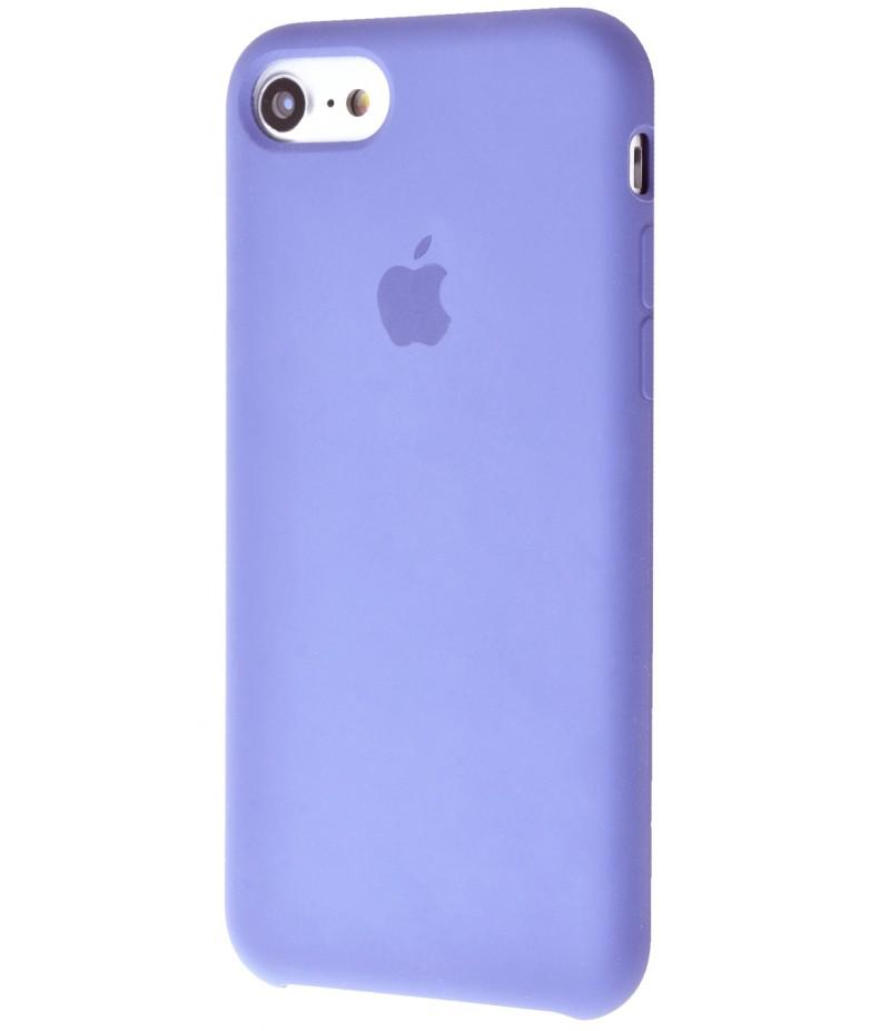 Original Silicone Case (Copy) for IPhone 7/8 Lilac Cream