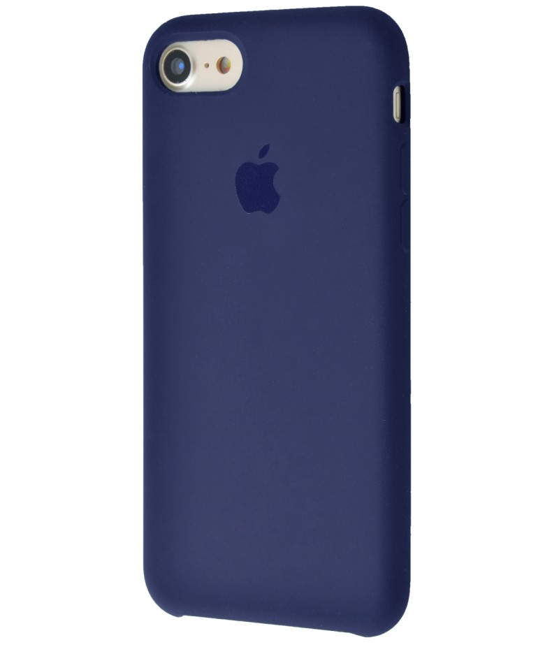 Original Silicone Case (Copy) for IPhone 7/8 Midnight Blue