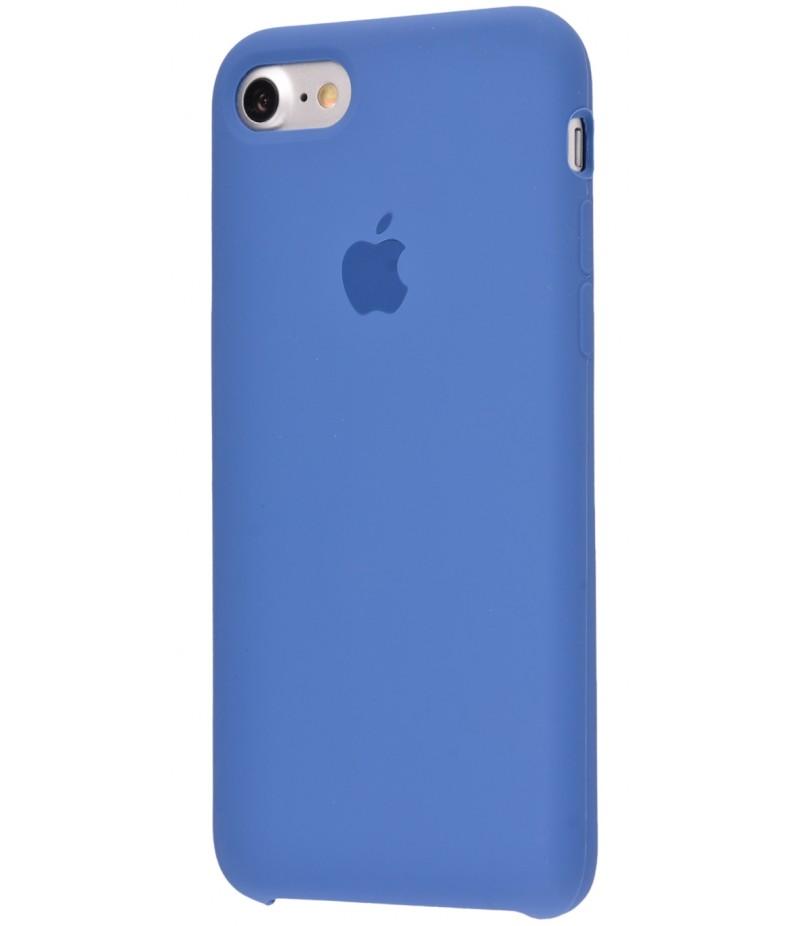 Original Silicone Case (Copy) for IPhone 7/8 Ocean Blue
