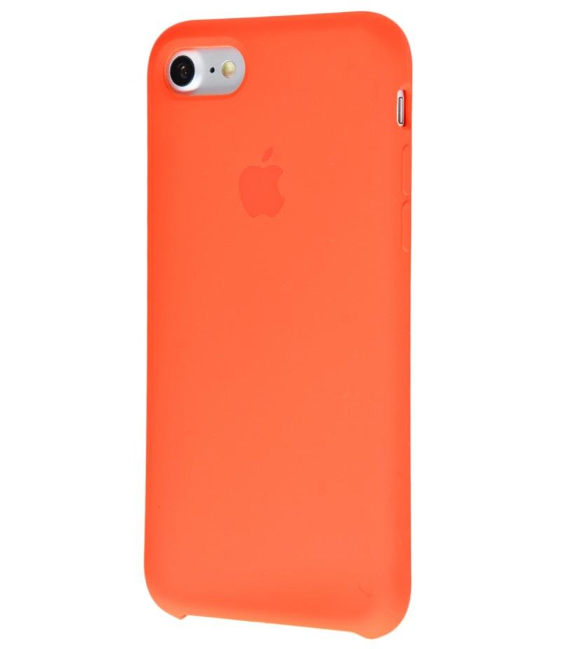 Original Silicone Case (Copy) for IPhone 7/8 Orange