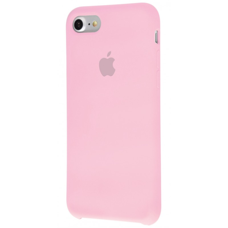Original Silicone Case (Copy) for IPhone 7/8 Pink