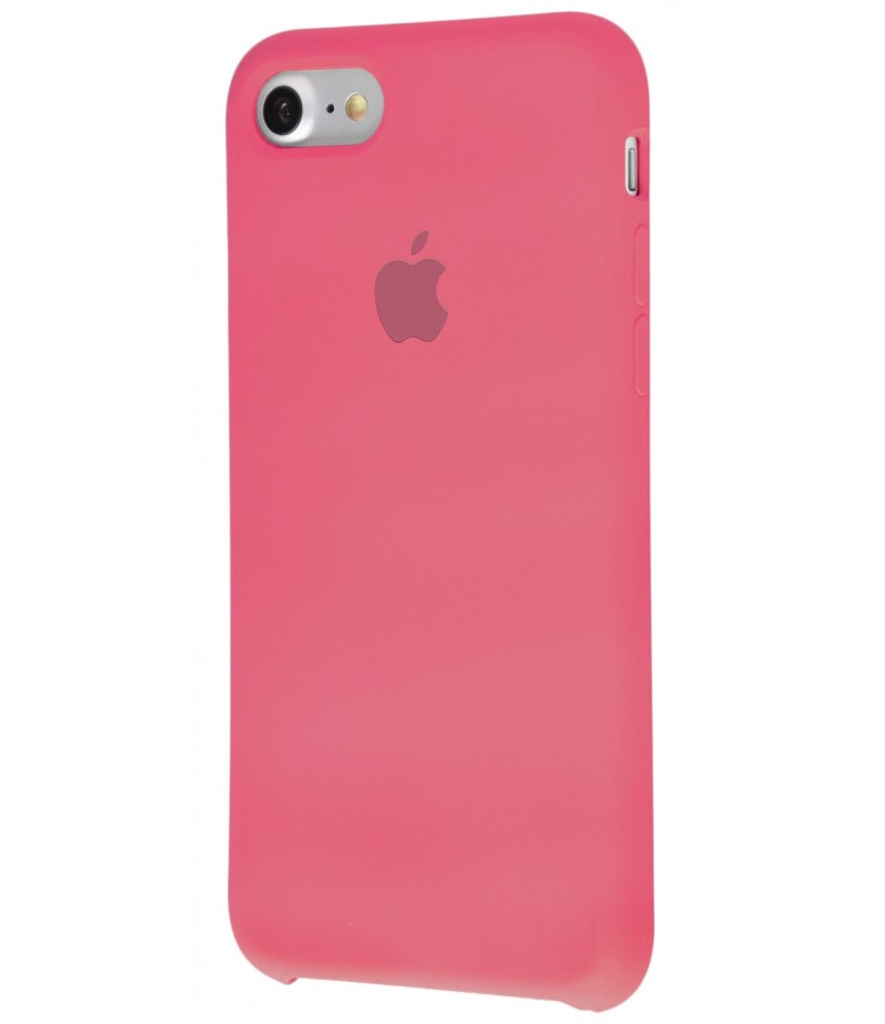 Original Silicone Case (Copy) for IPhone 7/8 Pink Orange