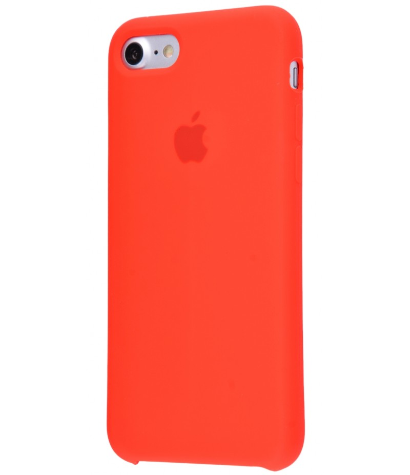 Original Silicone Case (Copy) for IPhone 7/8 Red