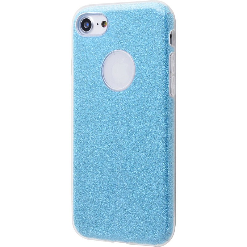 Удароміцний чохол Shining Glitter iPhone 7/8 blue