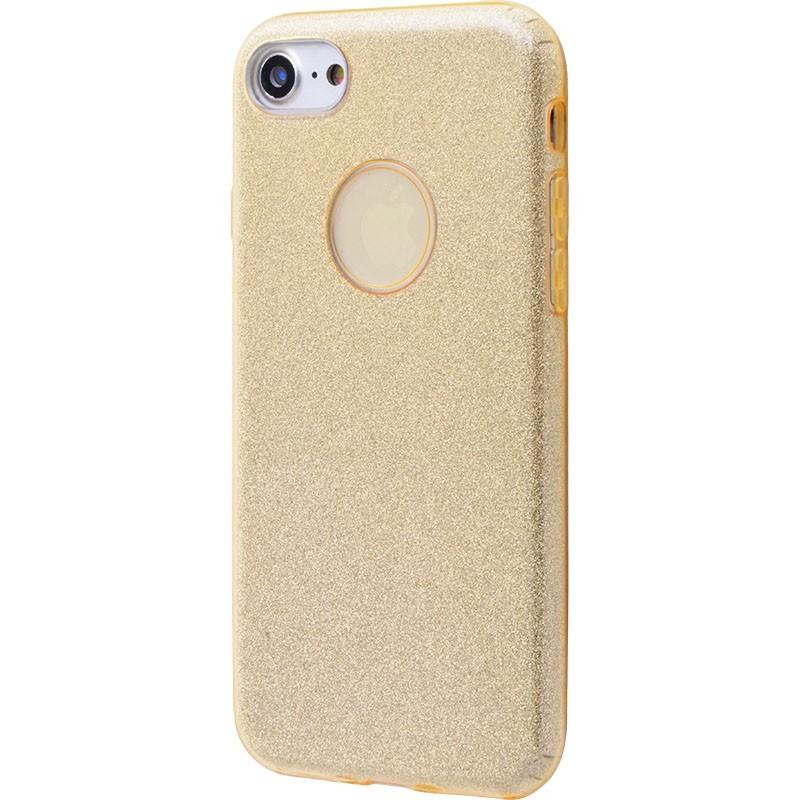 Glitter iphone 7 gold