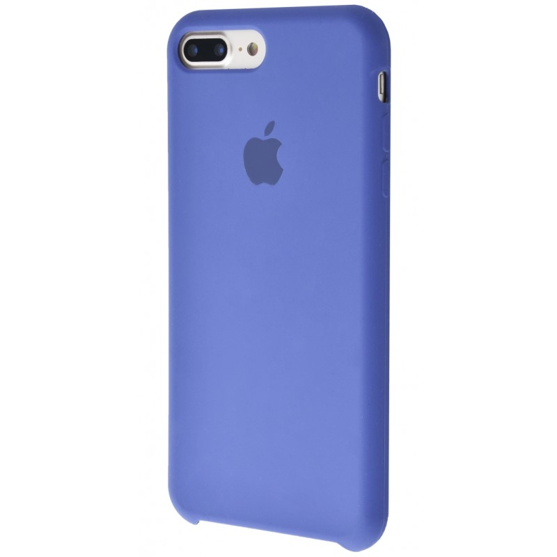 Original Silicone Case (Copy) for IPhone 7+/8+ Azure