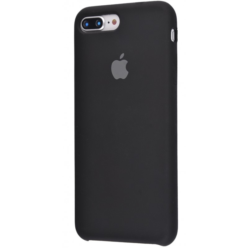 Original Silicone Case (Copy) for IPhone 7+/8+ Black