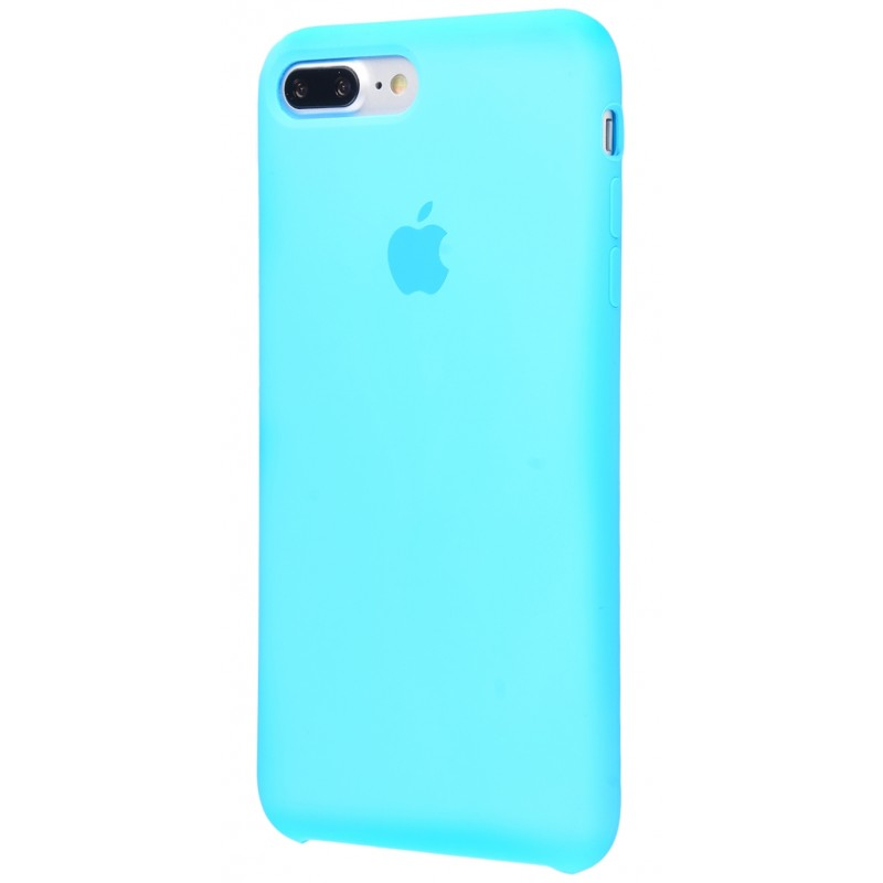 Original Silicone Case (Copy) for IPhone 7+/8+ Blue