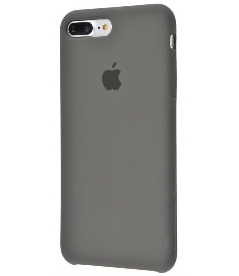 Original Silicone Case (Copy) for IPhone 7+/8+ Dark Olive