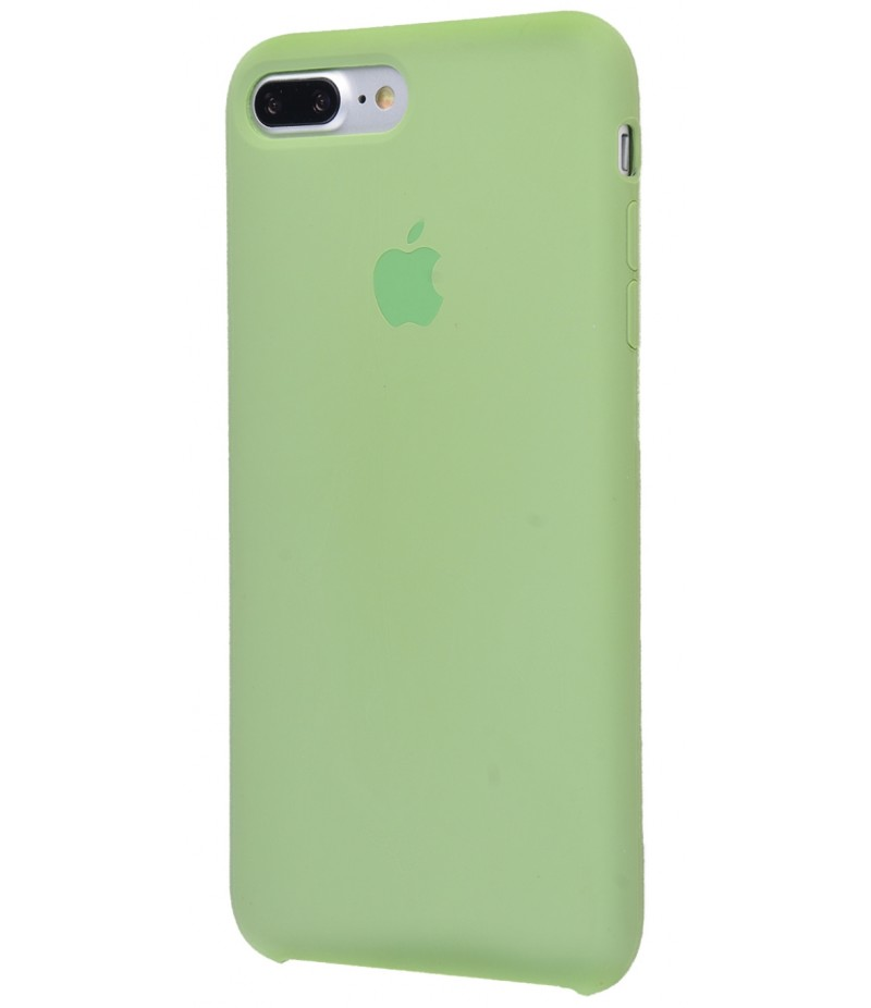 Original Silicone Case (Copy) for IPhone 7+/8+ Mint Gum