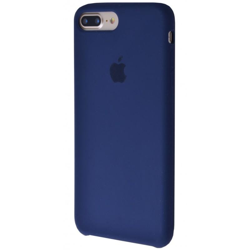 Original Silicone Case (Copy) for IPhone 7+/8+ Ocean Blue