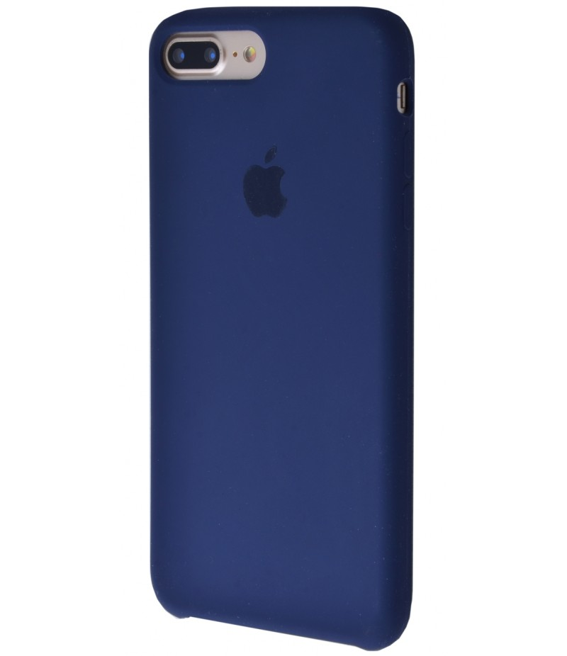 Original Silicone Case (Copy) for IPhone 7+/8+ Ocean Blue